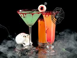 drink your scares away seven halloween cocktails