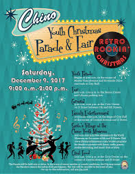 chino youth christmas parade and fair westcoast media
