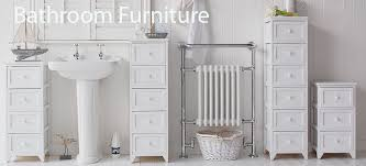 picturesque white bathroom cabinets storage furniture from the on