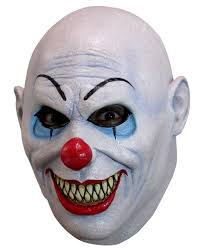 killer clown mask clown mask horror clown mask buy horror shop