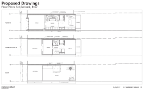 Vanderbilt Floor Plans Landmarks Approves New Single Family House At 311 Vanderbilt