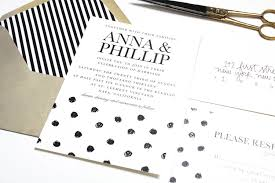 polka dot wedding invitations what to include in your wedding invitations weddings in athens
