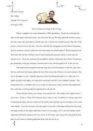 plain text cover letter perfect example of an email cover letter