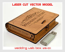 wedding box wooden small box wedding usb wedding usb box wedding