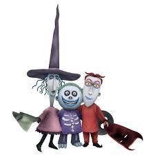 halloween light show nightmare before christmas the nightmare before christmas characters tv tropes