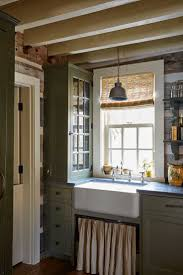 Cabin Kitchen Cabinets Best 10 Cabin Kitchens Ideas On Pinterest Log Cabin Kitchens