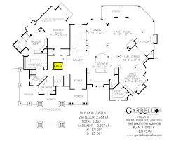 lakeview manor house plan plans by garrell associates inc