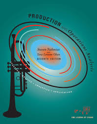 waveland press production and operations analysis seventh