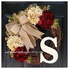 Halloween Picks For Wreaths by Fall Door Decor Everyday Wreaths Wreath For Front Door