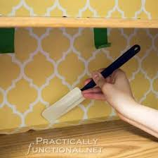Painting Inside Kitchen Cabinets Best 25 Contact Paper Cabinets Ideas On Pinterest Paintable