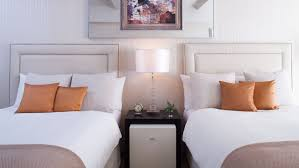 Hotel Beds Large Hotel Rooms In Nyc Deluxe Studio The Benjamin