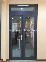 Exterior Aluminum Doors Phenomenal Door Exterior Glazed Side Hung