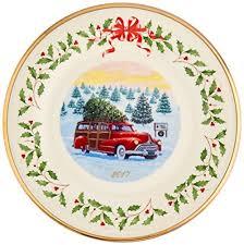 christmas plate christmas collector plates 2017 christmas mosaic