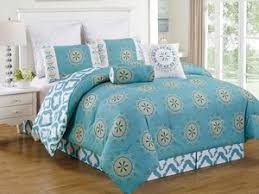 Teal Bed Set King Bedding Ensembles