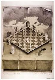 decorative chess set amazon com nmr 24195 folded chess set decorative poster prints