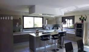 cuisine moderne avec ilot central cuisine equipee moderne modele de cuisine moderne avec ilot central