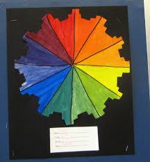 mrs art teacher classic color wheels