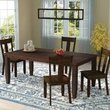 Extendable Dining Room Table And Chairs Extendable Kitchen Dining Tables You Ll Wayfair