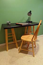 Diy Small Desk A Place To Focus Creating A Workspace In Tight Places