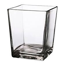 ikea vasi vetro trasparente ikea kanist vaso in vetro trasparente 17 cm it casa e