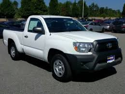 2003 Toyota Tacoma Interior Used Toyota Tacoma For Sale Carmax