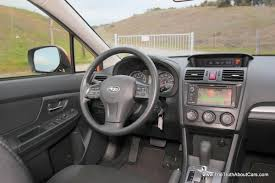subaru gc8 interior review 2013 subaru xv crosstrek video the truth about cars