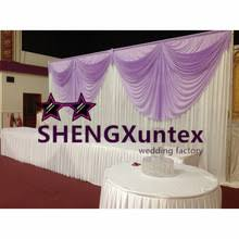 Wedding Backdrop And Stand Online Get Cheap Backdrop Lilac Aliexpress Com Alibaba Group