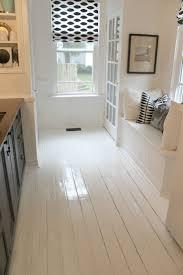white painted wood floors wood flooring