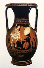 Aphrodite Vase Attic Red Figure Pelike Kerch Style Getty Museum