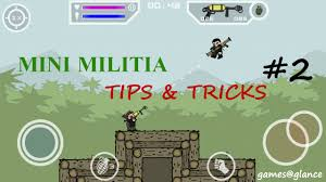 doodle army 2 mini militia tips u0026tricks with gameplay 2016 2 all