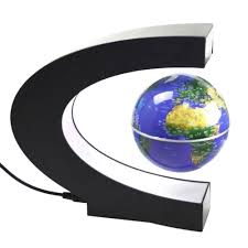 world globe home decor aliexpress com buy c shape black blue led world map decor home