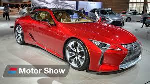 lexus hatchback autotrader chicago motor show 2016 top 5 cars auto trader uk