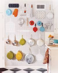 pegboard kitchen ideas fantastic pegboard organization ideas for every part of your home