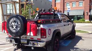 survival truck zombie outbreak response truck stupid or awesome youtube
