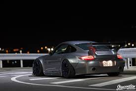 old porsche a stunning porsche 997 by old u0026 new stancenation form