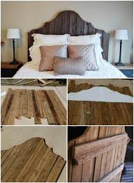 78 Superb DIY Headboard Ideas for Your Beautiful Room  DIY  Crafts