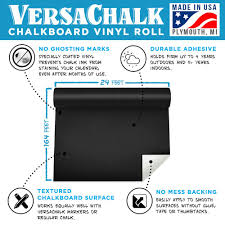 versachalk chalkboard wall sticker 24 x 164 self adhesive peel versachalk chalkboard wall sticker 24 x 164 self adhesive peel