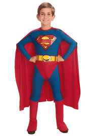 kids costume kids superman costume