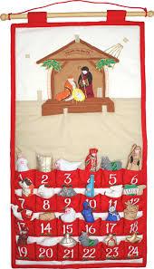 nativity advent calendar advent calendar