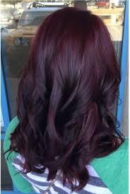 coke blowout hairstyle chocolate cherry hair tips hair care pinterest cherries