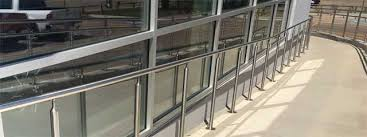Stainless Steel Banister Rail Stainless Steel Hand Rails Supplies And Installation Services By