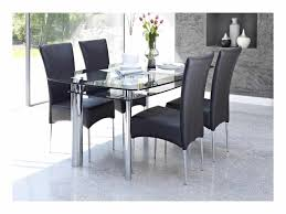 glass dining room table sets glass kitchen table sets caruba info