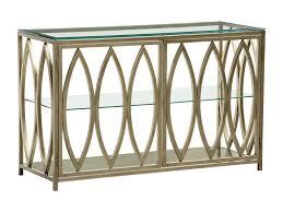 standard sofa table height standard furniture santa barbara sofa table with 2 shelves and 2