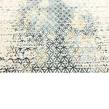 home decor carpet geometric rug dyed room carpets vintage rugs