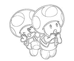 21 toad mario coloring pages paper mario toad coloring pages