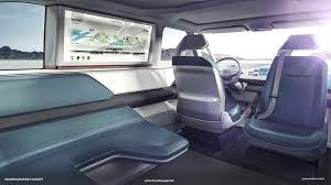 volkswagen concept interior first impressions volkswagen u0027s budd e concept vwvortex