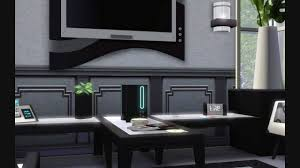 Sims 3 Kitchen Ideas Bstones94 The Ultra Modern Art Deco Mountain Home Sims 3 House