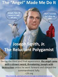 Joseph Smith Meme - just in urim and thummin was a stone in a hat not spectacles