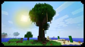minecraft how to make trees