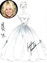 the white dress kellie pickler chooses a beautiful badgley